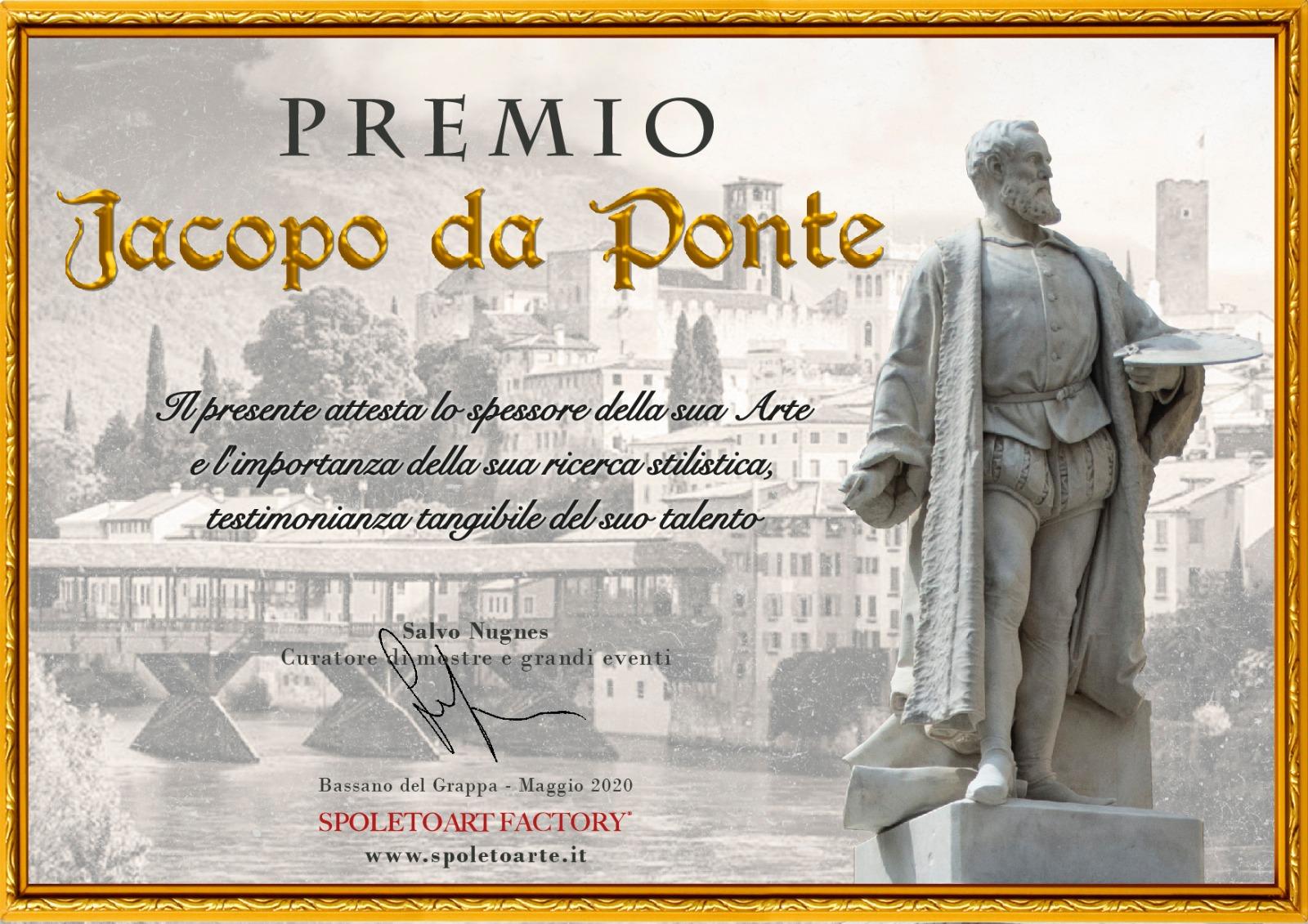 Premio Jacopo Da Ponte